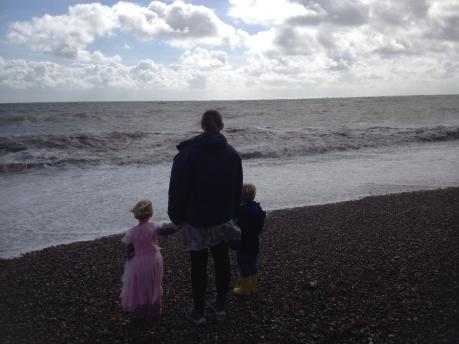 Kathryn kids beach